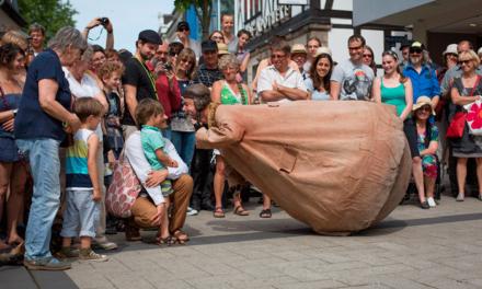 Strassentheater Festival Detmold 2021