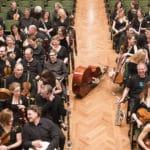 Konzert im Stefaniensaal in Graz: Smetana & Dvorák