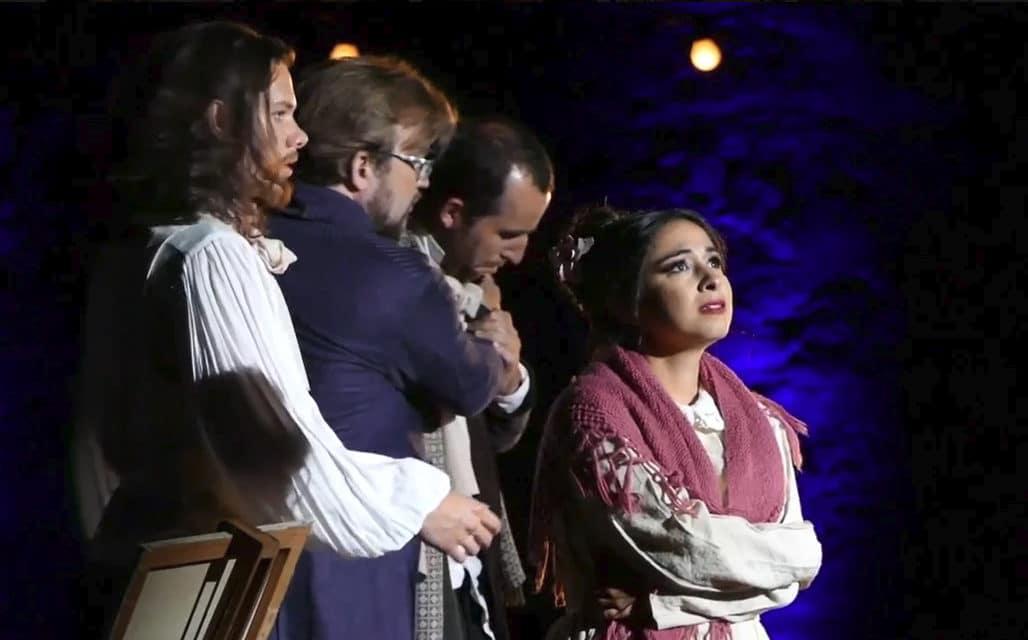 Opernspiele Munot Schaffhausen 2021: Die Zauberflöte