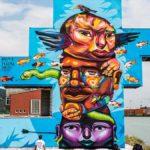 Open-Air-Galerie Mural Harbor: Graffiti-Kunst und Murals im Linzer Hafen