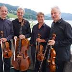 Musiktage Mondsee 2021: Les Adieux am idyllischen Mondsee