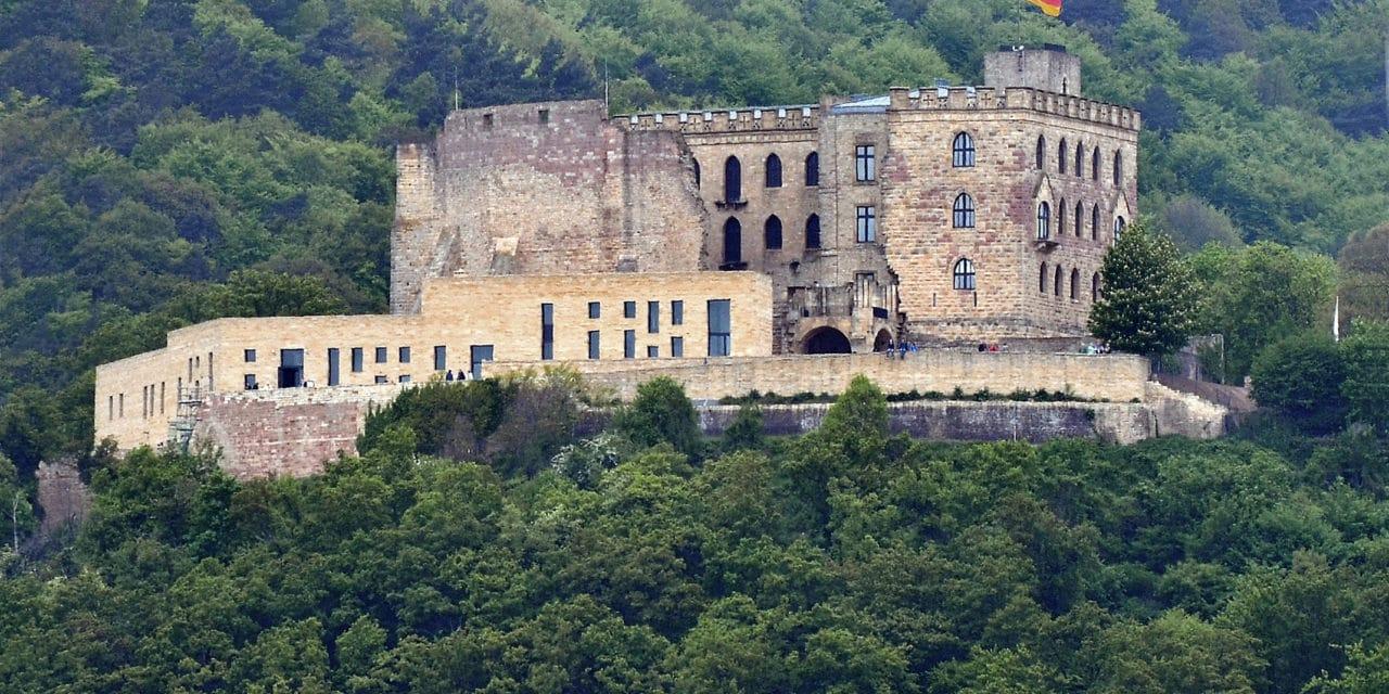 Das Hambacher Schloss  die Wiege der Demokratie