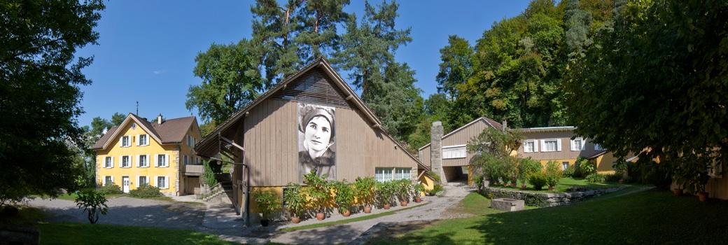 Das Emma Kunz Zentrum in Würenlos