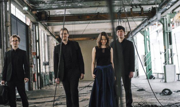 Meisterkonzert mit dem Eliot Quartett im Schloss Oldenburg