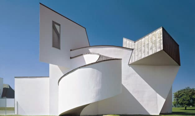 Das Vitra Design Museum in Weil am Rhein