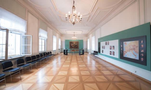 Mozarts Geburtshaus und Mozart-Wohnhaus in Salzburg