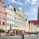 Landshut - Stadt der Herzöge