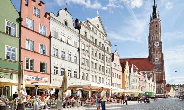 Landshut – Stadt der Herzöge