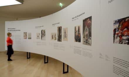 Horst Jansen Museum in Oldenburg