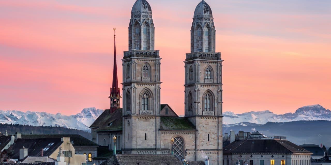 Grossmünster – Das Wahrzeichen von Zürich