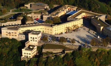 Kulturgenuss mit Weitblick: Die Festung Ehrenbreitstein in Koblenz