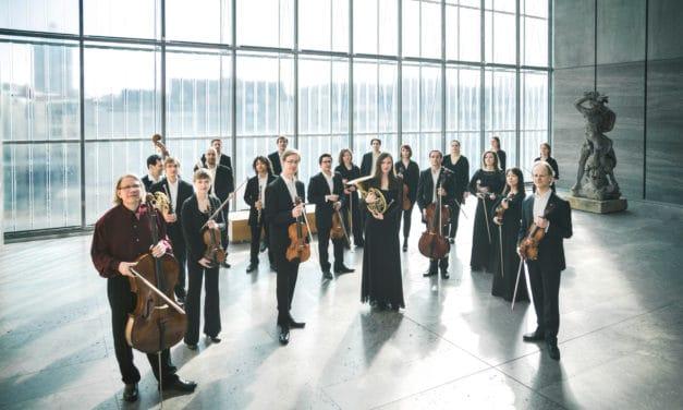 Kammermusik auf Weltniveau in der Friedrich-Ebert-Halle in Harburg
