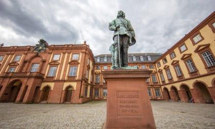 Das Barockschloss Mannheim: Kurfürstliche Pracht, Kaiserliche Eleganz