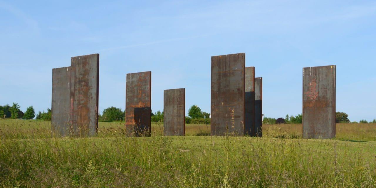 Skulpturenweg Salzgitter-Bad: Strasse des Friedens