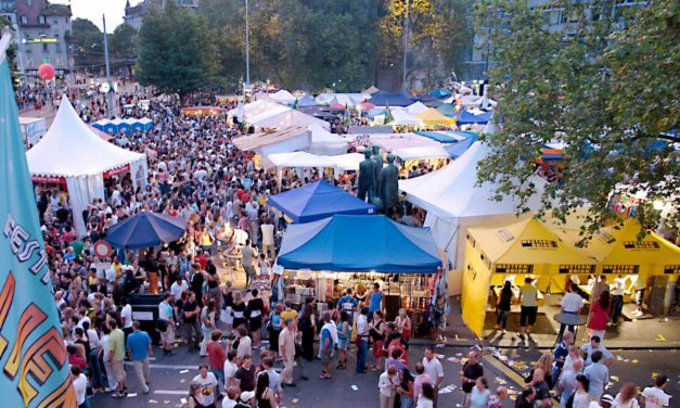 Caliente!:Das wichtigste Latin Music & Culture Festival in Europa