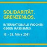Internationale Wochen gegen Rassismus in Osnabrück: Solidarität. Grenzenlos