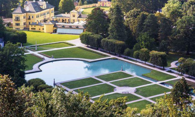 Hellbrunn Lustschloss zu Salzburg: Lust auf Leben
