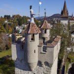 Die Museggmauer und ihre neun Türme in Luzern