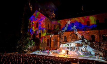 Die Nibelungen-Festspiele Worms 2021: LUTHER