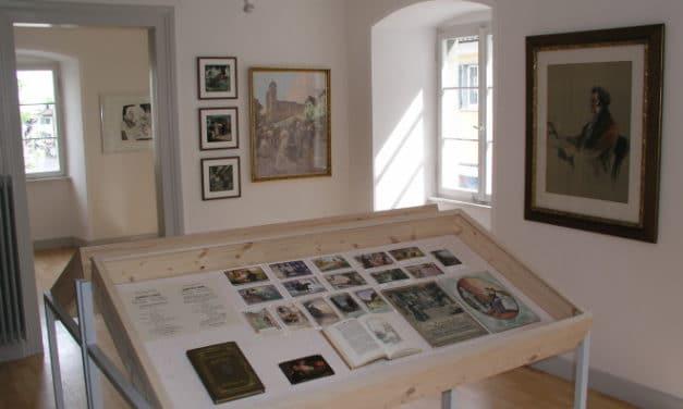 Franz-Schubert-Museum in Hohenems