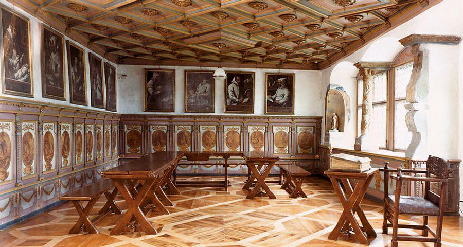 Das Ittinger Museum: Das Leben der Mönche