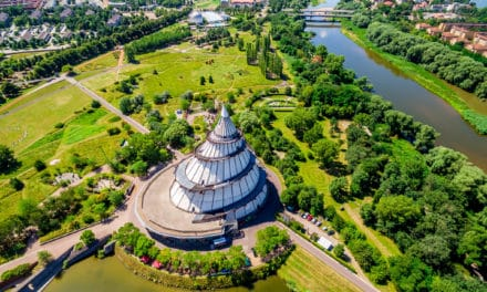 Reise durch die Weltgeschichte im Jahrtausendturm Magdeburg
