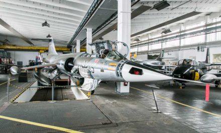 Die größte Luftfahrtausstellung Mitteldeutschlands in Wernigerode