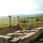 Die fast 2000 Jahre alte römische Villa Weilberg in Bad Dürkheim in der Pfalz