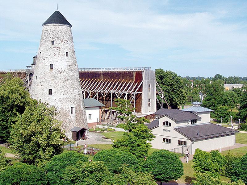 Schausiedehaus, Turm, Foto: CC BY-SA, Magdeburger Tourismusverband Elbe-Börde-Heide e.V.