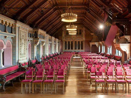Wartburg - Festsaal - Foto: A. Nestler