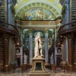 Der Prunksaal der Österreichischen Nationalbibliothek