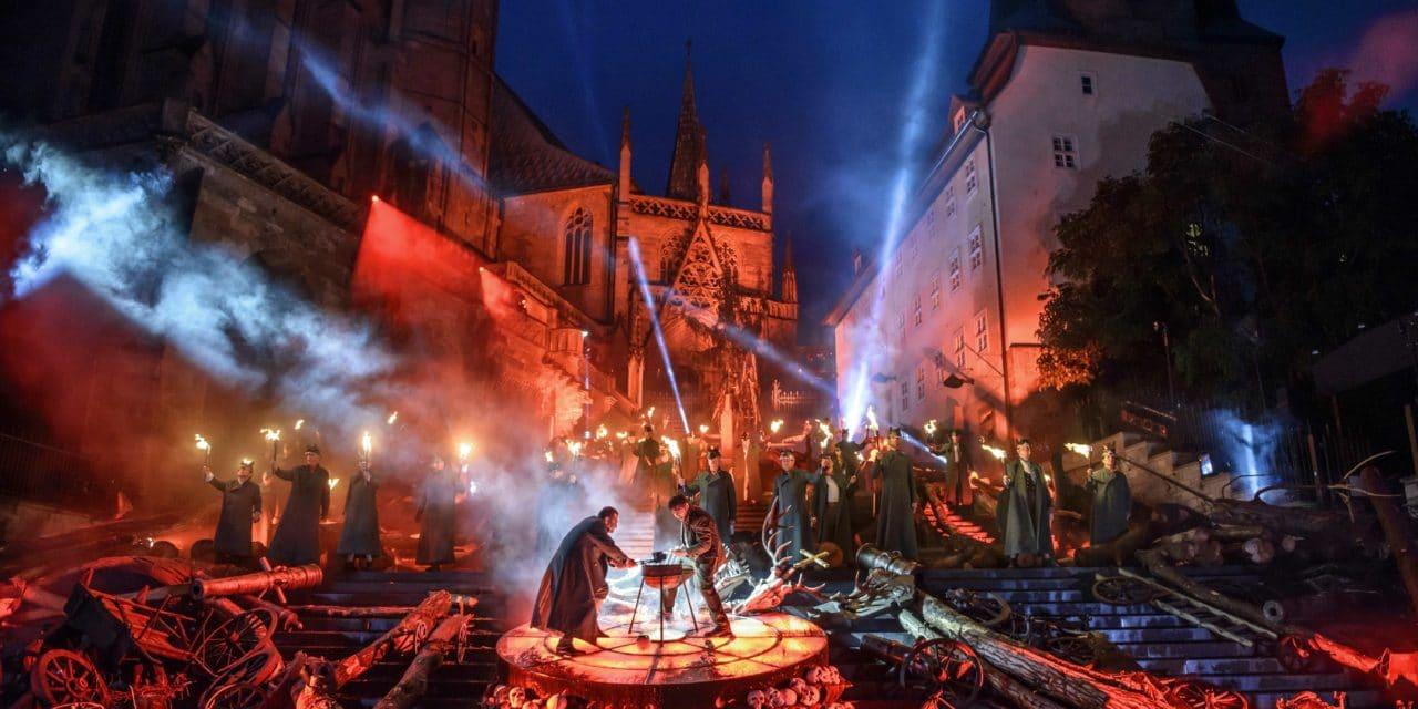 DomStufen-Festspiele Erfurt 2021: Die Jungfrau von Orleans