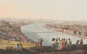 Sonderausstellung: Die Donau. Eine Reise in die Vergangenheit © Nationalbibliothek Wien