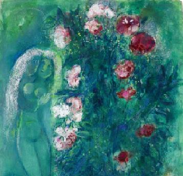 Das Kunstmuseum Lindau zeigt  Werke des Malerpoeten Marc Chagall