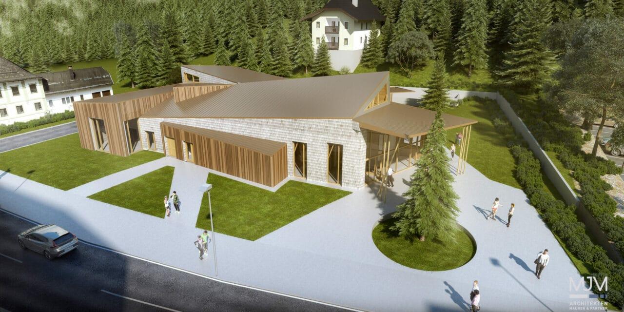Das Haus der Wildnis in Lunz am See