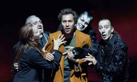 Theatersommer Goetheanum in Dornach: FAUST 2021