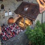 Das Toppler Theater 2021 in Rothenburg ob der Tauber