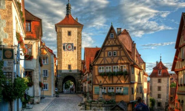 Rothenburg ob der Tauber: Kleine Stadt – große kulturelle Vielfalt