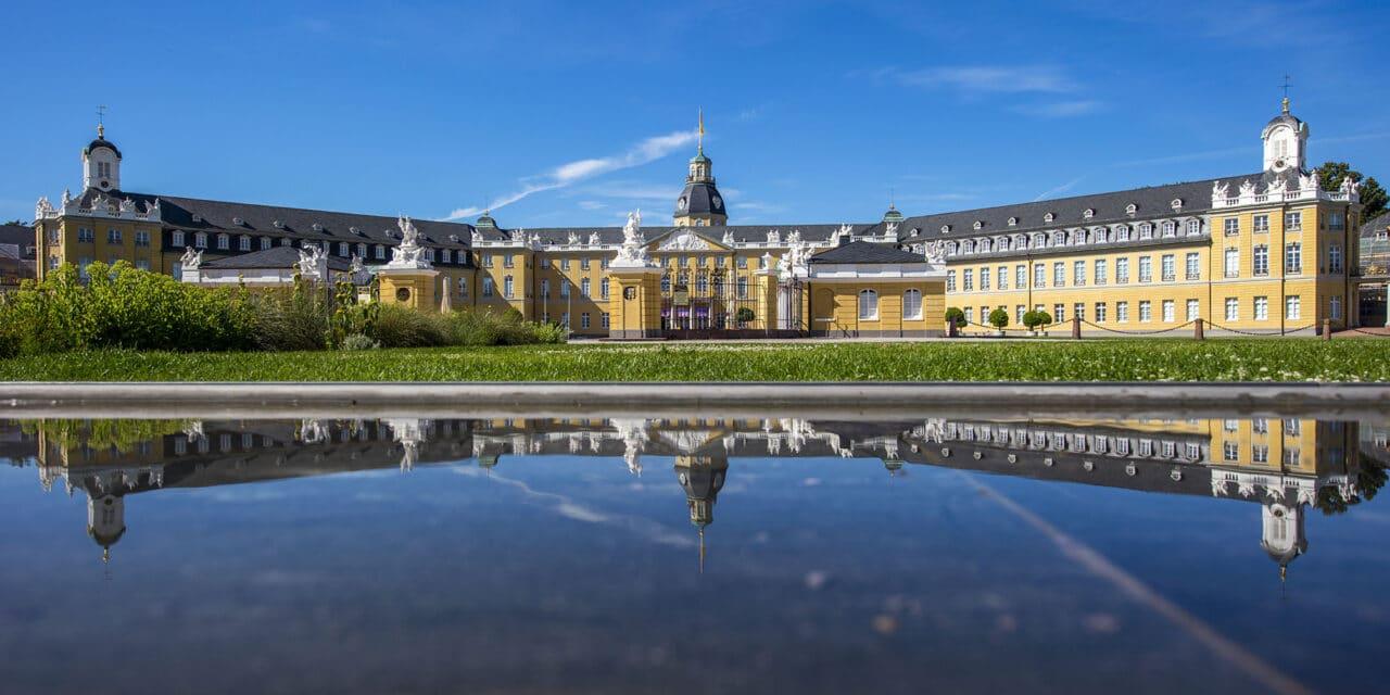 """Das Karlsruher Schloss: Die Botschaft des """"Lust-Hauses"""""""