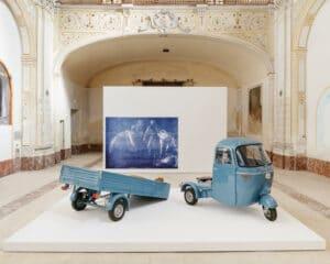Simon Starling *1967, La Decollazione (The Decollation), 2018 © 2020, ProLitteris, Zürich