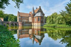 Burg Hülshoff © Münsterland e. V., P. Foelting