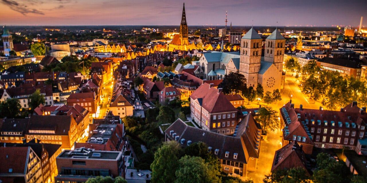 Auf Entdeckungstour durch Münster!
