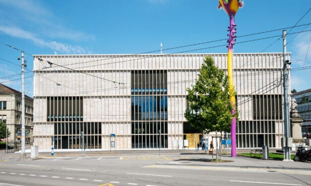 Das Neue Kunsthaus Zürich