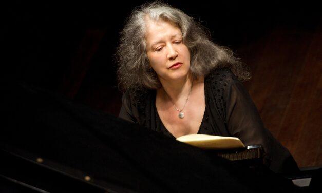 Weltklassik Konzert im Vaduzer Saal: Martha Argerich, Charles Dutoit und The European Philharmonic of Switzerland