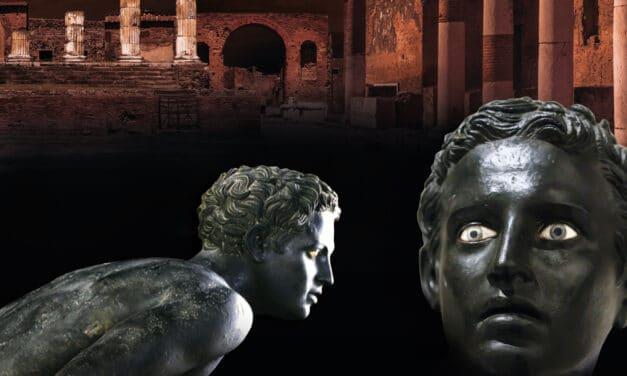 Liechtensteinisches Landesmuseum: Pompeji- Pracht und Tod unter dem Vulkan