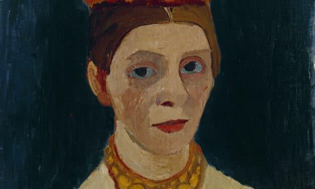 Paula Modersohn-Becker in der SCHIRN Kunsthalle Frankfurt