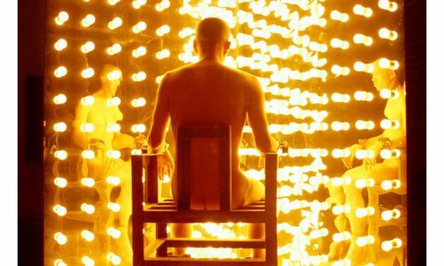 """He Yunchang """"The Golden Sunshine"""" im Francisco Carolinum Linz"""